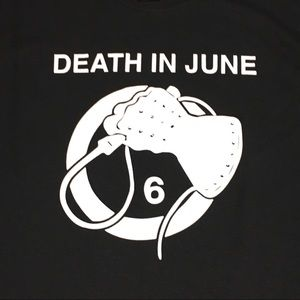 Women's DEATH IN JUNE tee!
